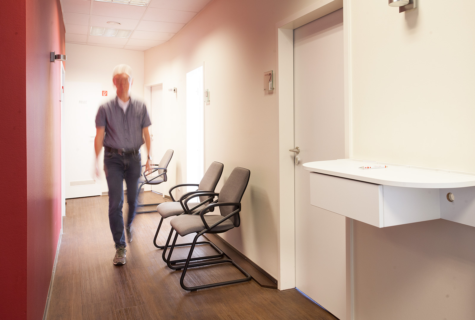 Hausarzt Stade, Praxis